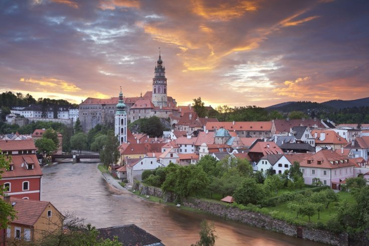 Private tour of Cesky Krumlov