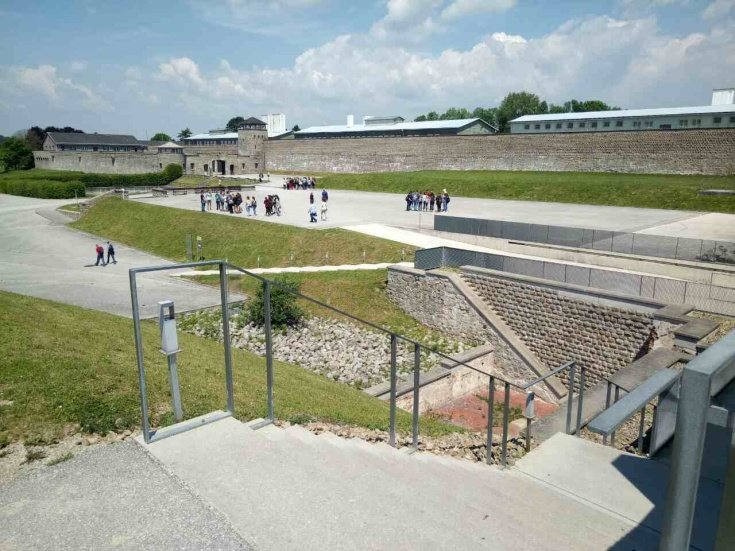 Tour of Mauthausen