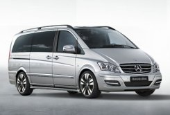 Mercedes Benz Viano - luxury minibus private hire