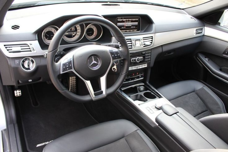 Mercedes Benz E class - Prague  Frankfurt
