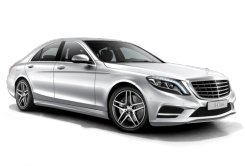 Mercedes Benz S class - premium sedan