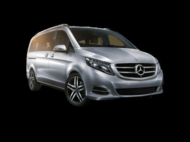 Mercedes Benz VIANO - luxurious minivan