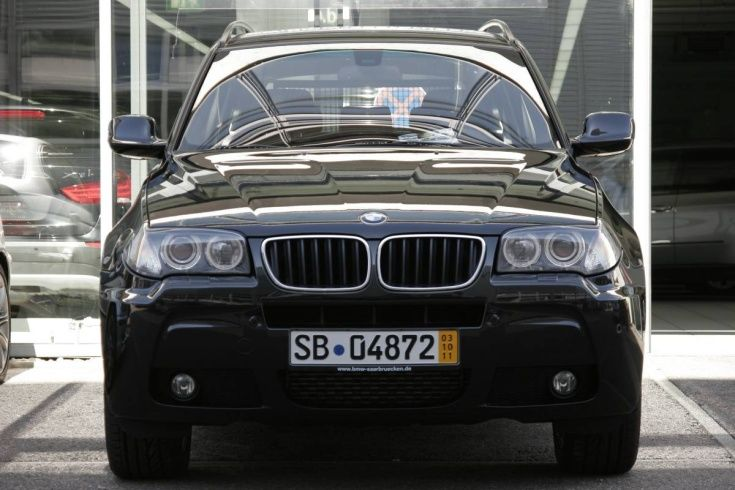 BMW to hire in Prague