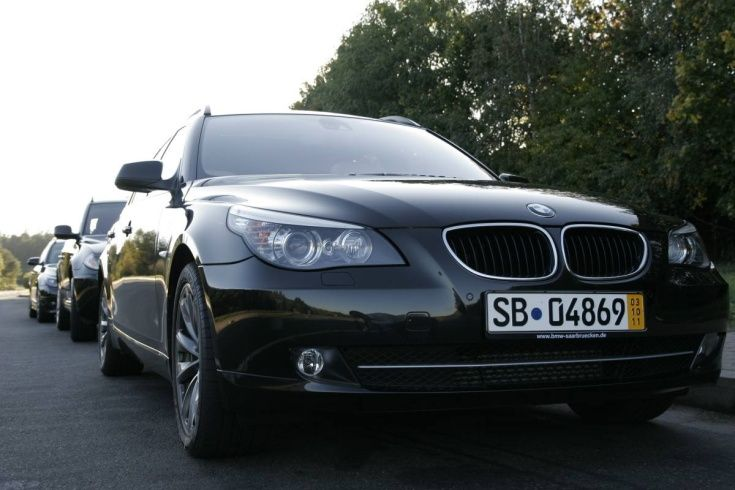 bmw limousine to hire