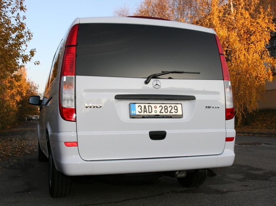 Mercedes Benz VITO - Prague Munich