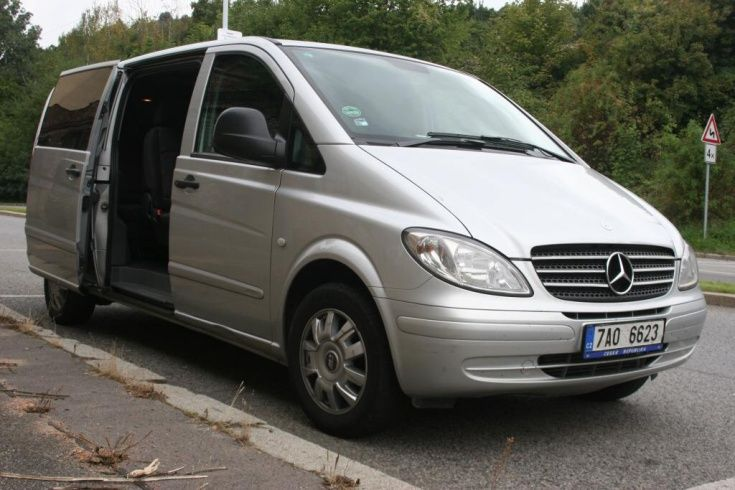 Mercedes Benz Transportation Prague Plzen